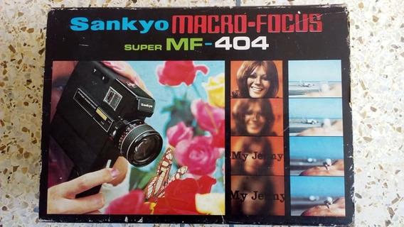 Camara Filmadora Sankyo Super8