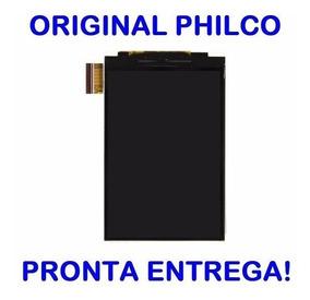 02 Displays Tela Vidro Philco Phone 350 Original
