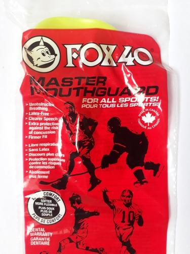 Fox 40 Protector Bucal Simple Adulto Ss99