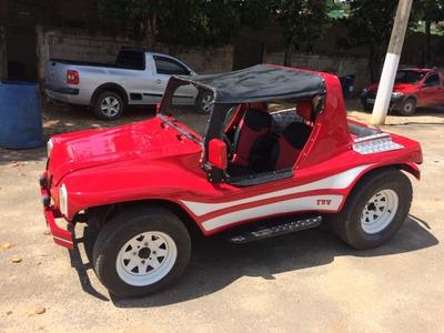 Buggy Original Tdy, Reformado, N Andou 10 Km. 2020 Na Mão.