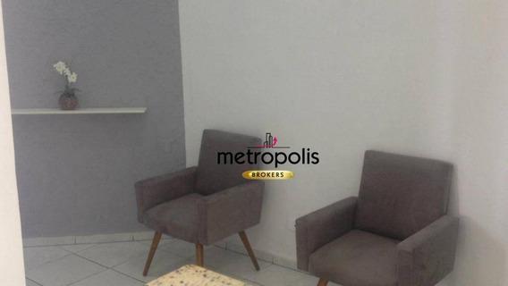 Sala, 43 M² - Venda Por R$ 160.000,00 Ou Aluguel Por R$ 800,00/mês - Centro - São Caetano Do Sul/sp - Sa0099