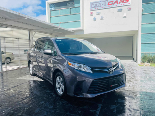 Imagen 1 de 15 de Toyota Sienna 2019 3.5 Le At