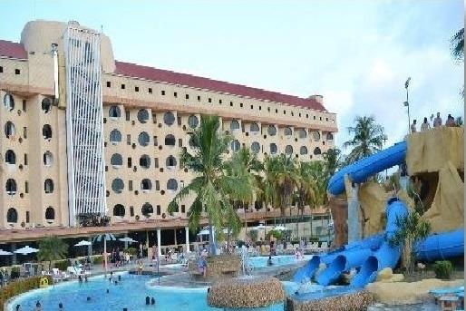 Nubia Arrayago Hotel Coral Suites Chichiriviche.