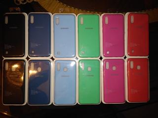 Forro Case Silicon Samsung A10/ A20/ A30/ A50