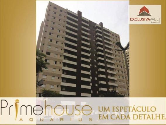 Apartamento Com 3 Dormitórios À Venda, 114 M² Por R$ 667.982,00 - Jardim Aquarius - São José Dos Campos/sp - Ap0286