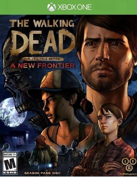 The Walking Dead A New Frontier Xbox One ! M. Física Lacrado