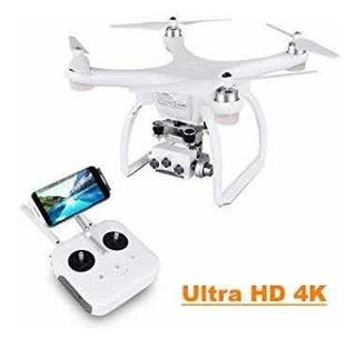 Dron Upair Two 3d 4k Ultrasónico. Combo Maleta Y 2 Baterías.