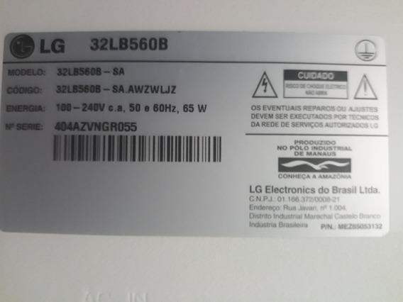 Tv LG De 32 Lb560b