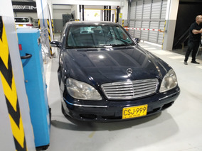 Mercedes Benz S 430. 1999. Blindado