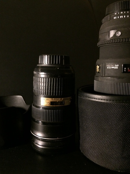 Sigma 300mm F/2.8 Ex Dg If Hsm Apo P/ Nikon