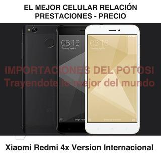 Xiaomi Redmi 4x Version Internacional 32 Gb Ram 3 Gb