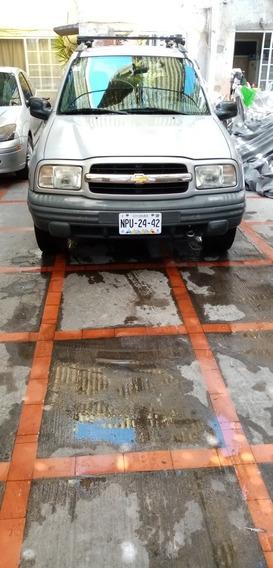 Chevrolet Luv Chrbrote Tracker Sut