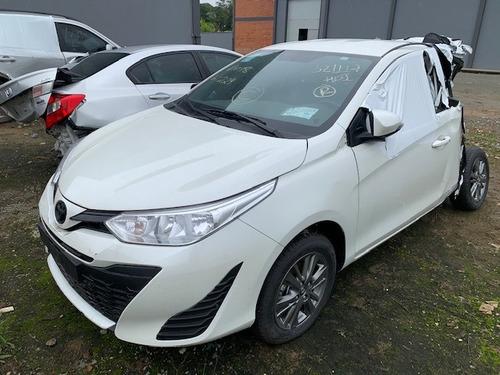 Toyota Yaris 2020 Sucata Vender Peças