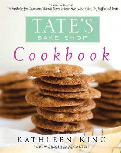 Libro De Cocina Tates Bake Shop: Kathleen King