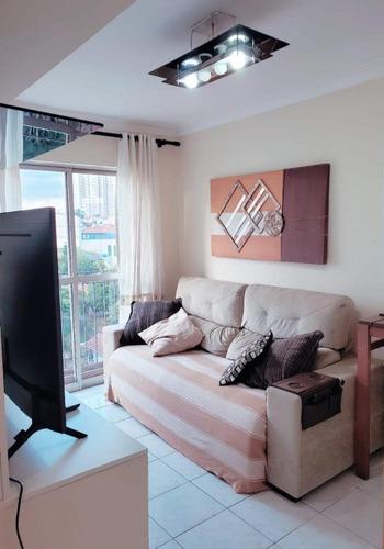 Imagem 1 de 11 de Apartamento Com 02 Dormitórios E 58 M² I Tucuruvi , São Paulo | Sp - Ap2660v
