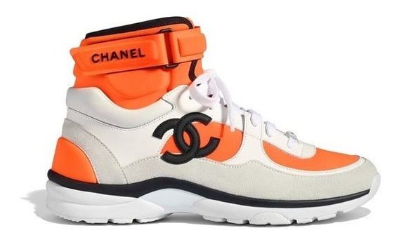 Tênis Chanel Training Feminino - C02 - Frete Grátis
