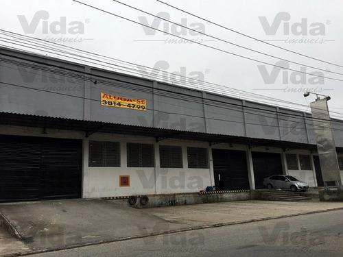 Terreno Para Locação Em Jardim Humaitá  -  São Paulo - 36009