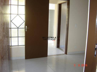 Casa Térrea 60m² Residencial Para Locação, Mooca, São Paulo. - Ca0037