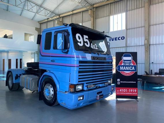Scania 113 320 4x2 1995