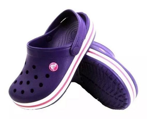 Suecos De Goma Crocs Crocband Cr10998527 Eezap