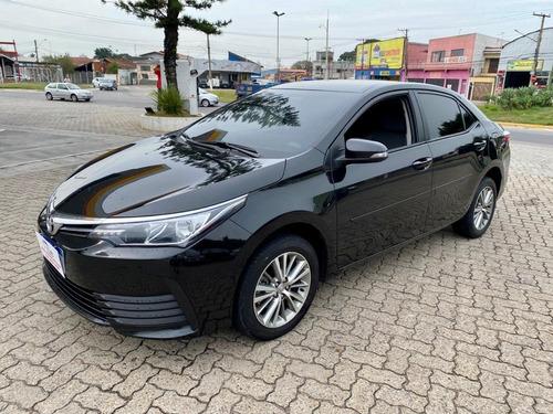Imagem 1 de 7 de Toyota Corolla 2018 1.8 16v Gli Flex Multi-drive 4p