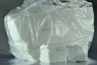 Gasa Trozada Cortada Hidrofila No Esteril 20x20 Cm X 1 Kilo