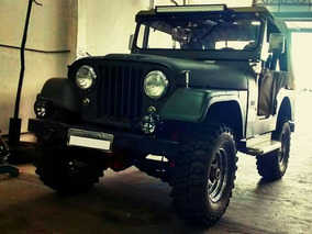 Jeep Willys Cj5 1958 4x4