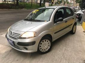 Citroën C3 1.4 8v Glx Flex Sem Entrada 550 Mensais