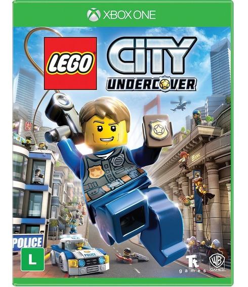 Lego City Undercover Xbox One Disco Fisico Lacrado Promoção