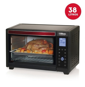 Horno Electrico Digital Liliana 38lts Ao938