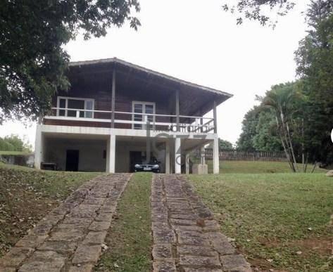 Chácara De 3150m2 Com 4 Dormitórios E 1 Suite À Venda Por R$ 900.000,00 - Colinas Do Mosteiro De Itaici - Indaiatuba/sp - Ch0090