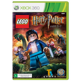 Jogo Lego Harry Potter Anos 5 7 Xbox 360 Midia Fisica Mxtgm