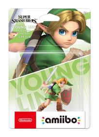 Amiibo: Smash Bros - Young Link - Pronta Entrega!