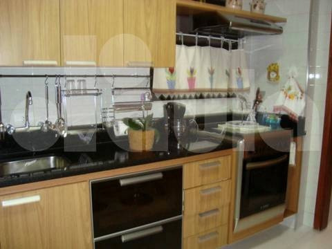 Imagem 1 de 14 de Venda Apartamento Santo Andre Vila Bastos Ref: 3369 - 1033-3369