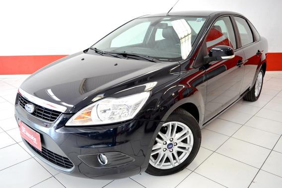 Focus Sedan Glx Automático   Único Dono + Couro + Pneus Semi