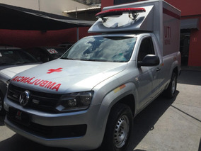 Volkswagen Amarok Ambulancia Uti 4x4