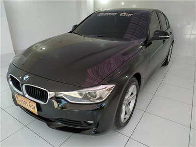 Bmw 316i 1.6 Sedan 8v Turbo Gasolina 4p Automatico