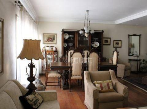 Apartamento Com 3 Dormitórios À Venda, 145 M² - Vila Assunção - Santo André/sp - Ap12528