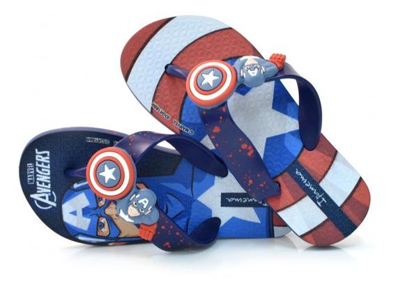 Chinelo Infantil Ipanema Avengers - 26160 Mai/18