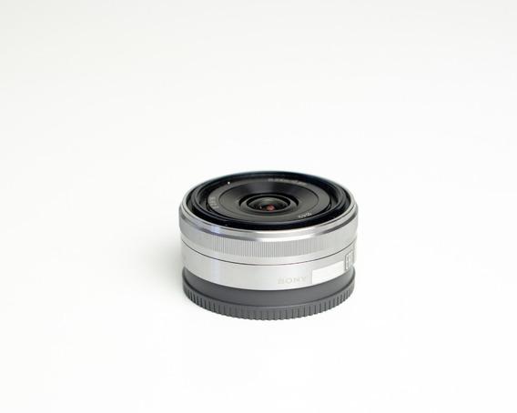 Sony 16mm F/2.8 E-mount