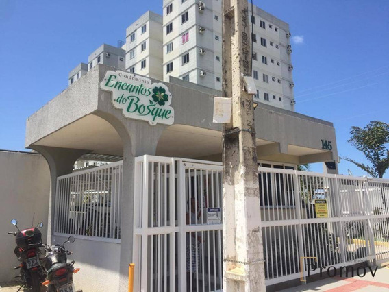 Vendo Apartamento No Cond. Encantos Dos Bosques - Jabotiana - Ap0812
