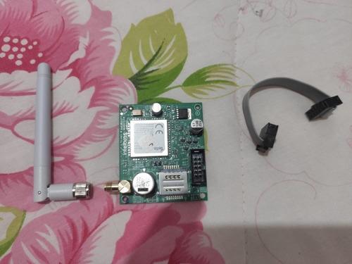 Imagem 1 de 3 de Módulo Gprs Para Centrais Intelbras Xag 8000