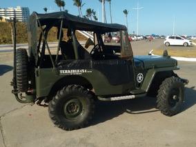 Jeep Cj3a
