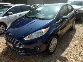+ford Fiesta 1.6 Titanium Sedan At 2016