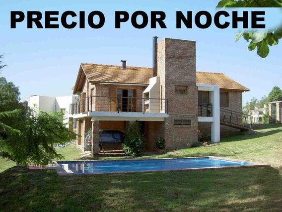 Villa Carlos Paz B. Priv. $6000 X Noche