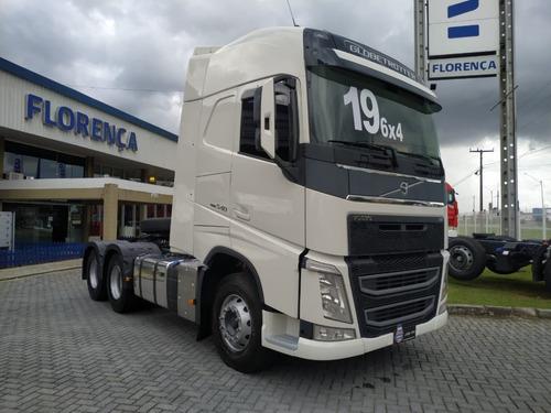 Volvo Fh 540 6x4 2019 Ishift