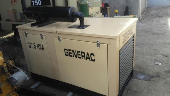 Generador Planta De Luz Generac 30 Kw M Perkins 4 Cilindros