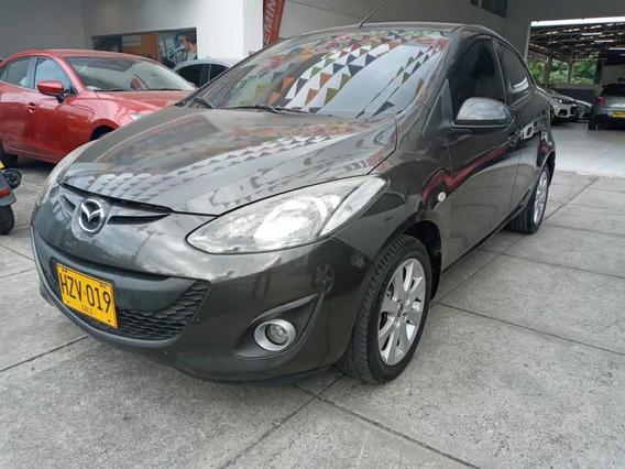 Mazda Mazda 2 2015 Mt