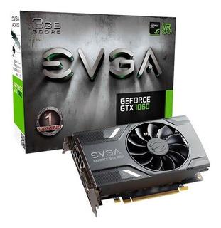 Placa De Vídeo Vga Geforce 3gb Gtx 1060 Sc Acx 2.0 Gddr5