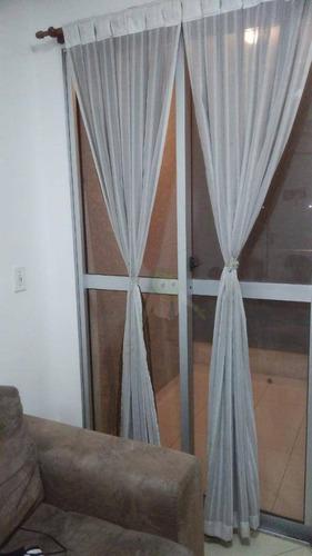 Apartamento Com 2 Dormitórios À Venda, 50 M² Por R$ 250.000 - São João Clímaco - São Paulo/sp - Ap1563